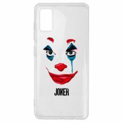 Чехол для Samsung A41 Joker face