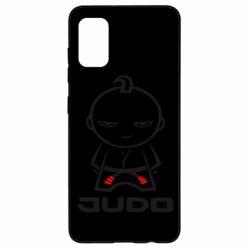 Чохол для Samsung A41 Judo Fighter