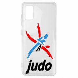 Чохол для Samsung A41 Judo Logo