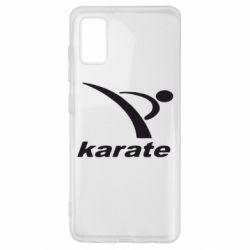Чехол для Samsung A41 Karate