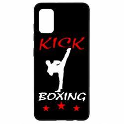 Чохол для Samsung A41 Kickboxing Fight