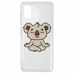 Чехол для Samsung A41 Koala