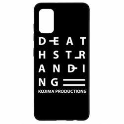 Чохол для Samsung A41 Kojima Produ