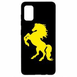 Чохол для Samsung A41 Кінь