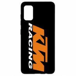 Чехол для Samsung A41 KTM Racing