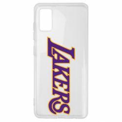 Чохол для Samsung A41 LA Lakers