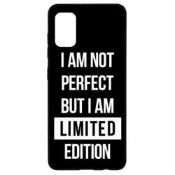 Чохол для Samsung A41 Limited edition