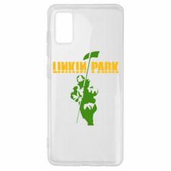 Чехол для Samsung A41 Linkin Park Album