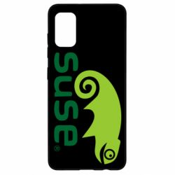Чехол для Samsung A41 Linux Suse