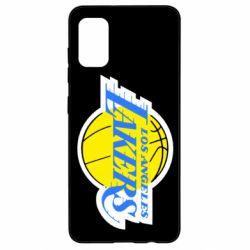 Чехол для Samsung A41 Los Angeles Lakers
