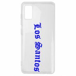Чохол для Samsung A41 Los Santos