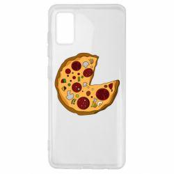 Чохол для Samsung A41 Love Pizza