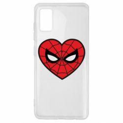 Чохол для Samsung A41 Love spider man