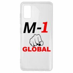 Чехол для Samsung A41 M-1 Global