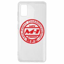 Чохол для Samsung A41 M-1 Logo