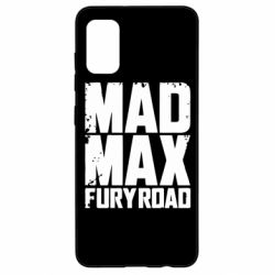 Чехол для Samsung A41 MadMax