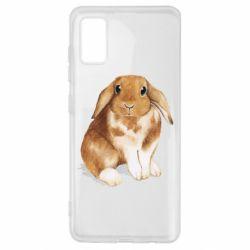 Чохол для Samsung A41 Маленький кролик