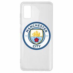 Чохол для Samsung A41 Manchester City