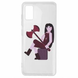Чохол для Samsung A41 Marceline adventure time