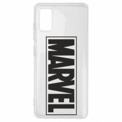 Чохол для Samsung A41 Marvel Minimal