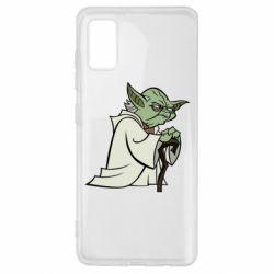 Чехол для Samsung A41 Master Yoda