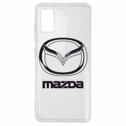 Чохол для Samsung A41 Mazda Logo