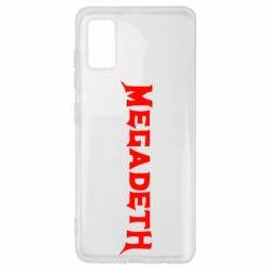Чохол для Samsung A41 Megadeth