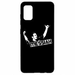 Чохол для Samsung A41 Мессі