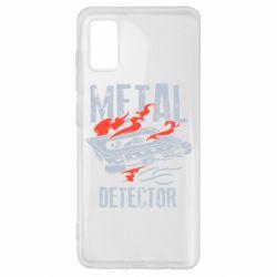 Чохол для Samsung A41 Metal detector