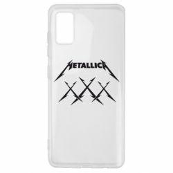 Чохол для Samsung A41 Metallica XXX