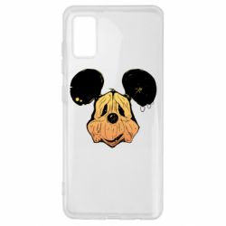 Чехол для Samsung A41 Mickey mouse is old