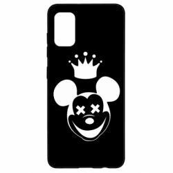 Чехол для Samsung A41 Mickey Mouse Swag
