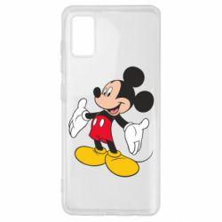 Чохол для Samsung A41 Mickey Mouse