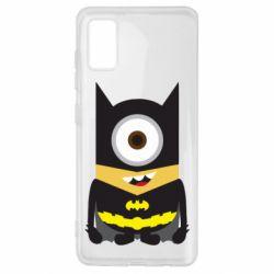 Чохол для Samsung A41 Minion Batman