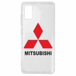 Чехол для Samsung A41 MITSUBISHI