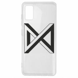Чохол для Samsung A41 Monsta x simbol