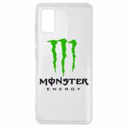 Чехол для Samsung A41 Monster Energy Classic