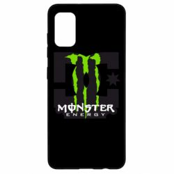 Чохол для Samsung A41 Monster Energy DC
