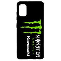 Чохол для Samsung A41 Monster Energy Kawasaki