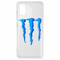 Чохол для Samsung A41 Monster Stripes