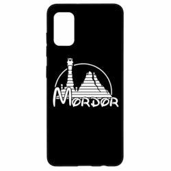 Чехол для Samsung A41 Mordor (Властелин Колец)