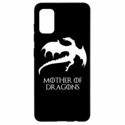 Чехол для Samsung A41 Mother of dragons 1