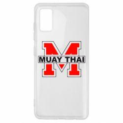 Чохол для Samsung A41 Muay Thai Big M