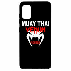 Чехол для Samsung A41 Muay Thai Venum Fighter