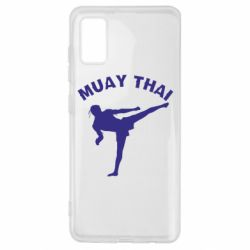 Чохол для Samsung A41 Muay Thai