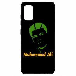 Чехол для Samsung A41 Muhammad Ali