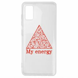 Чохол для Samsung A41 My energy