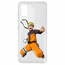 Чохол для Samsung A41 Naruto rasengan