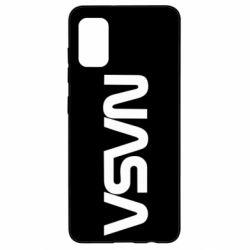 Чохол для Samsung A41 NASA logo