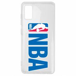 Чехол для Samsung A41 NBA Logo